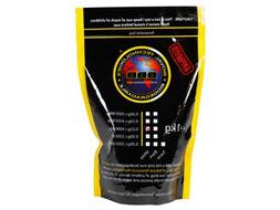 Bioval Technologies Biodegradable Airsoft BBs, 0.25g, White,