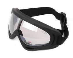 Black Airsoft Paintball Tactical UV400 Wind Dust Ski Protect