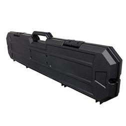 """40"""" #759 Black Hard Rifle Case with Convoluted Foam"""