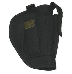 Black Left Handed Gun Belt Holster w/ Clip Pouch BB Airsoft