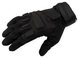 Seibertron Men's Black S.O.L.A.G. Special Ops Full Finger/Li