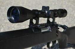 Well Black VSR-10 Sniper Bolt Action Airsoft Rifle 9X Magnif