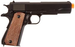 BBTac BT-1911A1 Metal and ABS Spring Airsoft Pistol 250-FPS