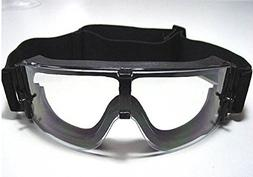Lancer Tactical CA-231B Airsoft Safety Goggles - Framless /