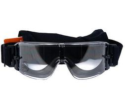 Lancer Tactical CA-231B Clear Lens Frameless Safety Airsoft