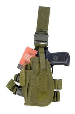 Lancer Tactical CA-323 92F Drop Leg Airsoft Gun Holster