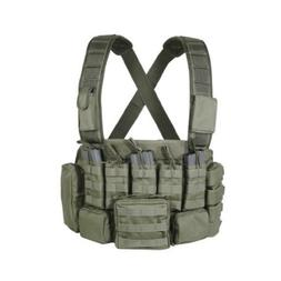 VooDoo Tactical 20-9931075000 Chest Rig, Army Digital