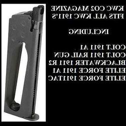 Elite Force CO2 14 Rds. Metal Airsoft Magazine Fits 1911A1 1