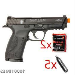 CO2 Airsoft Pistol Handgun 394 FPS Licensed Smith & Wesson M