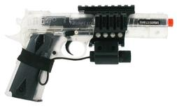Soft Air Colt 1911 6-Inch Target Model Spring Powered Airsof