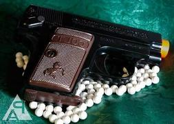 Colt 25 Black Airsoft gun with Strong ABS Construction by Cy