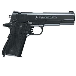 Umarex Colt Commander .177 Caliber Steel BB Air Gun Pistol