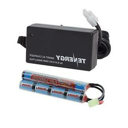 Tenergy Airsoft Battery 9.6 V 1600mAh NiMH Nunchuck Battery
