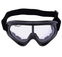 YYGIFT CS Goggles Windproof UV400 Motorcycle Cycling Snowmob