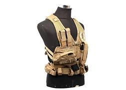 VISM CTVC2916T Tactical Vest Childrens/tan