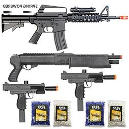 BBTac Airsoft Gun Package - The Operator - Collection of 4 A