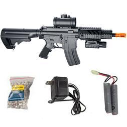 ASG DS4 M4 CQB AEG Automatic Electric 6mm Airsoft Rifle Star