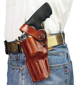 Galco Dual Action Outdoorsman Holster for Ruger ALASKAN 2 1/