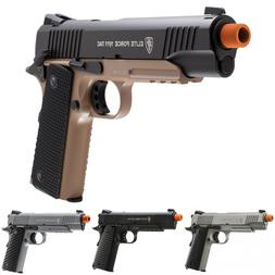 Elite Force Full Metal 1911 A1 TAC Co2 Gas Blowback GBB Airs