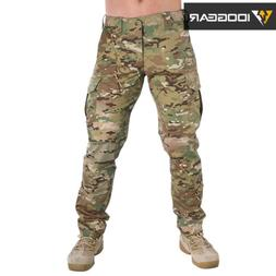 IDOGEAR Field Tactical Pants CP Hunting Trousers Airsoft Com