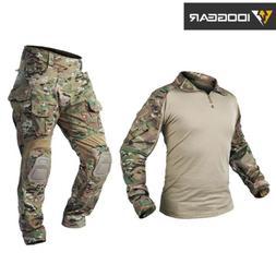 Emerson G3 Combat Uniform Shirt & Pants Military Airsoft Gen