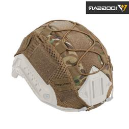 IDOGEAR Tactical FAST Helmet Cover Military Airsoft Gear Hea
