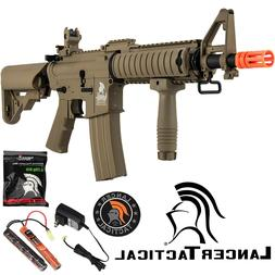 Lancer Tactical FDE LT-02CT Gen 2 400 FPS Auto Electric M4 A
