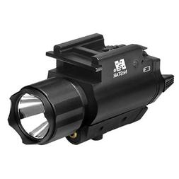 Red Laser Sight/3W Light Combo