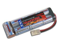 Tenergy 8.4V 3800mAh Flat NiMH Battery Pack for AirSoft Rifl