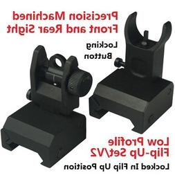Trinity Force Flip Up Iron Sight Rear/front Sight Mount