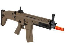 FN Herstal Licensed SCAR-L Airsoft AEG Rifle by Cybergun