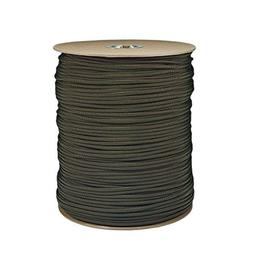 1000' Foot OD Olive Drab Green Parachute Cord Paracord Type