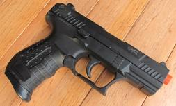 Full Metal Body Airsoft Spring Pistol Walther P22 Style 7/8