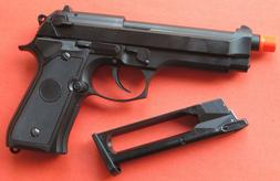 Full Metal CO2 Blowback Airsoft Gun Beretta M9, M92F Style S