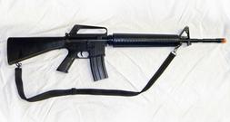 Full Scale U.S. Military M-16 Airsoft Assault Rifle/Gun with