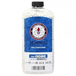 G&G .28g 6mm White Precision Competition Quality Airsoft BBs