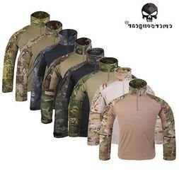 EMERSON G3 Tactical Shirt Combat Airsoft Hunting Jacke Cloth