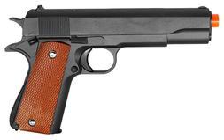 Galaxy G13 - Airsoft Spring Action Pistol Metal 1911 Spring