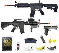 GE CQB Airsoft Rifle M83A2 AEG Airsoft Gun WE Hi-Capa 5.1 Ai