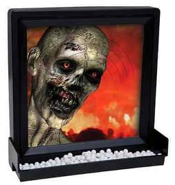 Zombie Hunter Gel Target, Multi Color