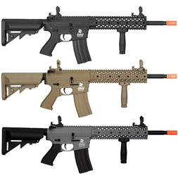 Lancer Tactical Gen2 M4 RIS EVO AEG Airsoft Rifle w/ Battery