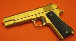 Good Quality 1911 Metal Airsoft Spring Gun Shoot Hard up to