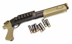 Valken Gotcha Paintball Shotgun - 50 Cal - Red