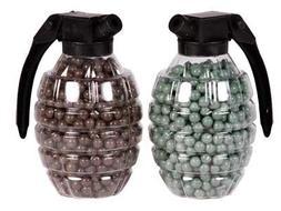 U.S. Marines Grenade Style Airsoft BB Loaders , Green/Brown