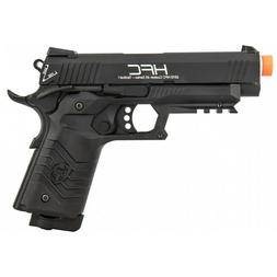 HFC Airsoft HG-171 Tactical 1911 CO2 Blowback Pistol BLACK