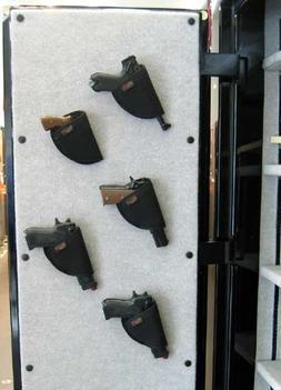 Polymer Colt 1911 Paddle Holster Trigger Release Adjustable