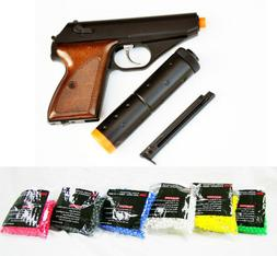 HFC James Bond Airsoft Gas Pistol Non Blowback Semi-Auto w/
