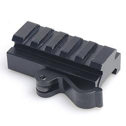 CVLIFE K02 Rail Mount Quick Release Adapter Offset Extension