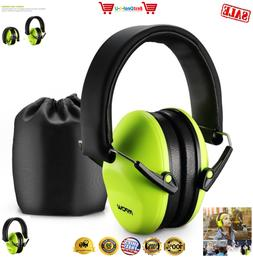 Mpow Kids Safety Earmuffs Hearing Protection Muffs for Shoot