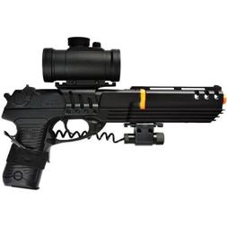 DOUBLE EAGLE KS-91 DELTA FORCE AIRSOFT SPRING PISTOL GUN w/